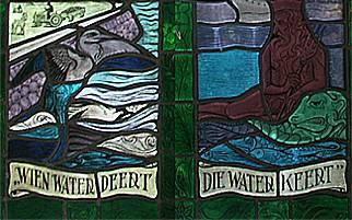 WIEN WATER DEERT DIE WATER KEERT