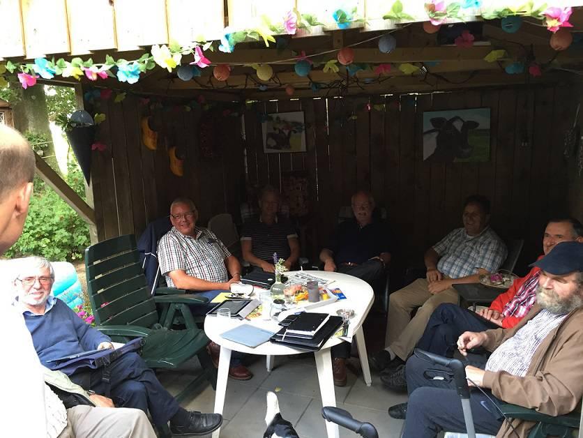 fractievergadering