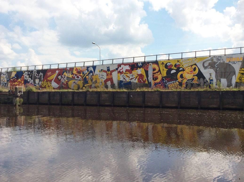 graffiti Breda